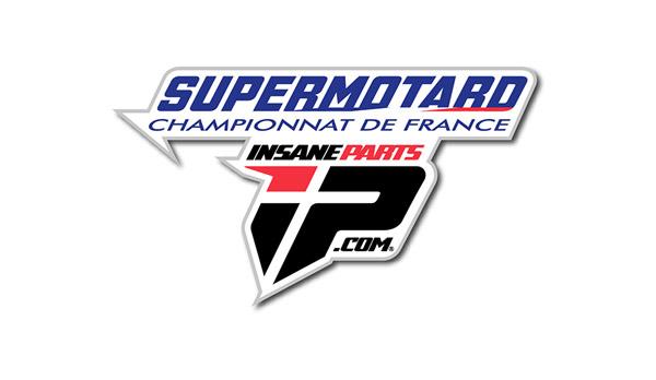 INSANE PARTS.COM DEVIENT PARTENAIRE TITRE DU CHAMPIONNAT DE FRANCE DE SUPERMOTARD